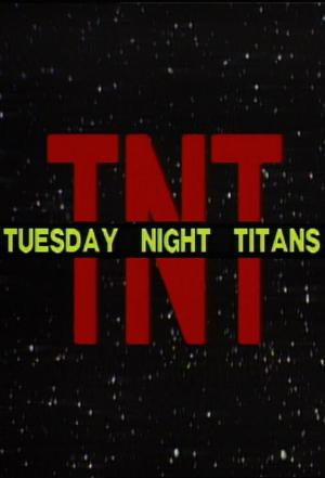 affiche Tuesday Night Titans