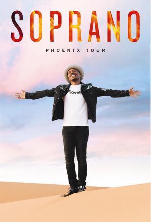 affiche Soprano, Phoenix Tour - La Tournée des Stades du 11 octobre 2019