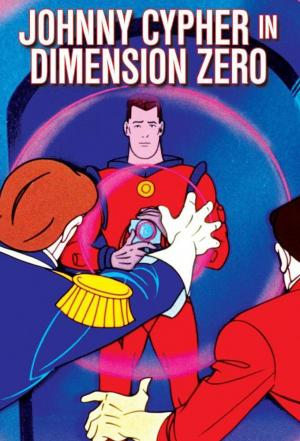 affiche Johnny Cypher in Dimension Zero