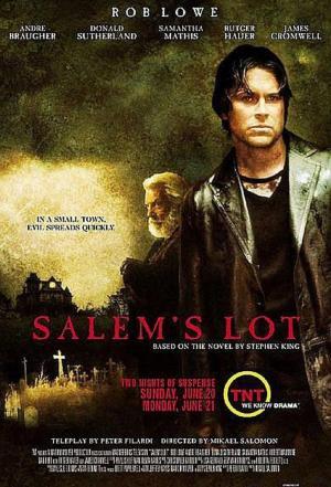 affiche Salem's Lot (2004)