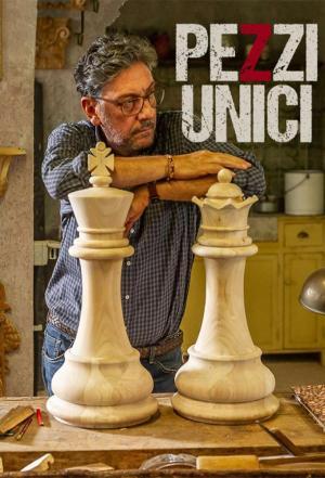 affiche Pezzi Unici