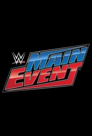 affiche WWE Main Event
