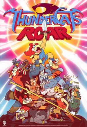 affiche ThunderCats Roar