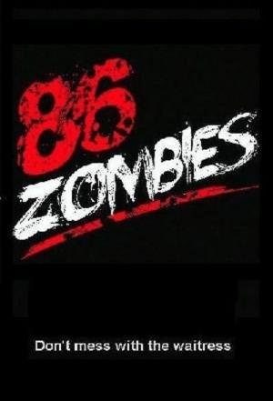 affiche 86 Zombies