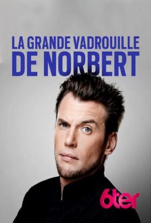 affiche La grande vadrouille de Norbert