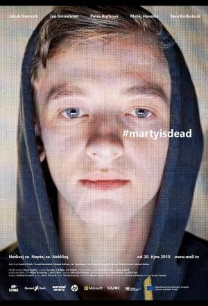 affiche #martyisdead