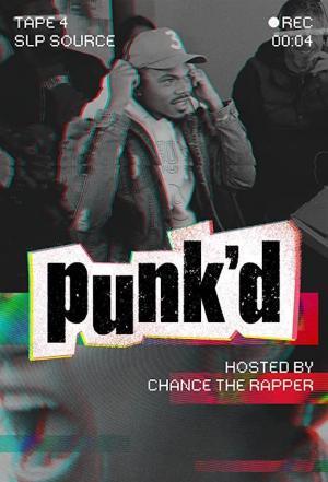 affiche Punk'd (2020)