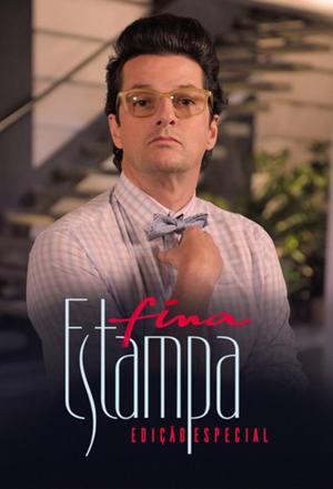 affiche Fina Estampa - Edição Especial