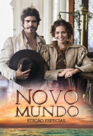 affiche Novo Mundo - Edição Especial