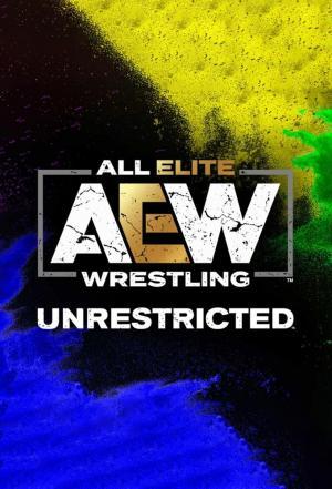 affiche AEW Unrestricted