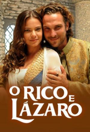 affiche O Rico e Lázaro