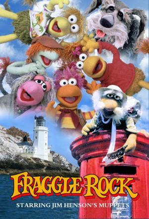 affiche Fraggle Rock (UK)