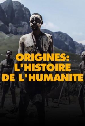 affiche Origines : L'histoire de l'humanité