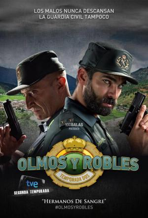 affiche Olmos and Robles