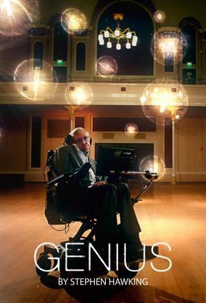affiche Genius avec Stephen Hawking