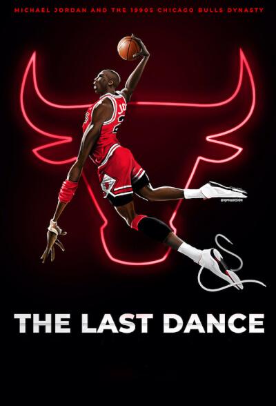 affiche The Last Dance