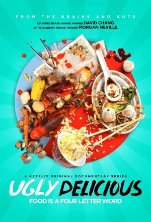affiche Ugly Delicious