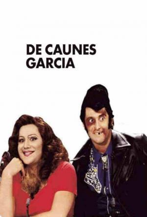 affiche De caunes - Garcia