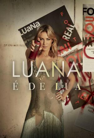 affiche Luana é de Lua