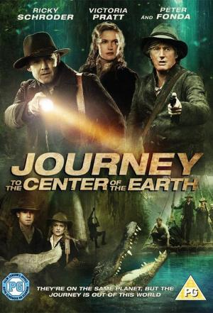 affiche Journey to the Center of the Earth
