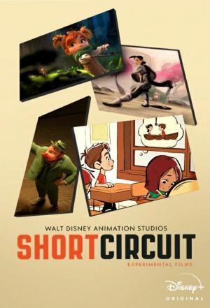 affiche Walt Disney Animation Studios Short Circuit Experimental Films