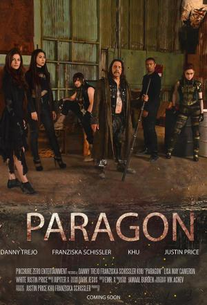 affiche Paragon: The Shadow Wars