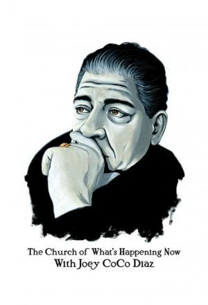 affiche The Church of What's Happening Now