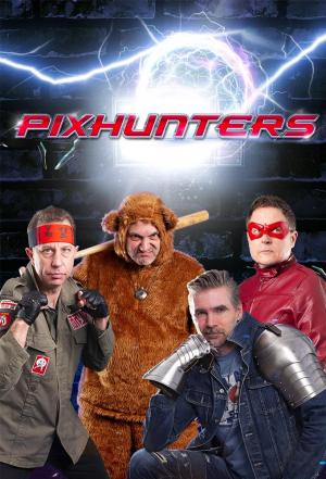affiche Pixhunters