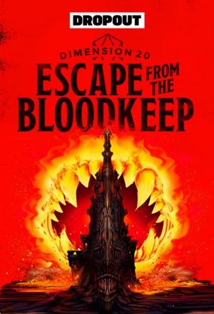 affiche Escape from the Bloodkeep