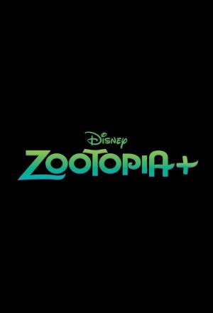 affiche Zootopia+