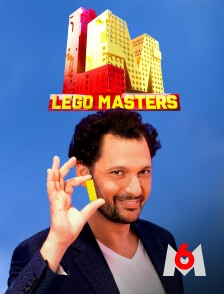 affiche LEGO Masters France