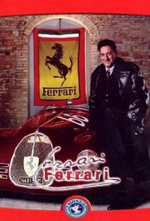 affiche Ferrari
