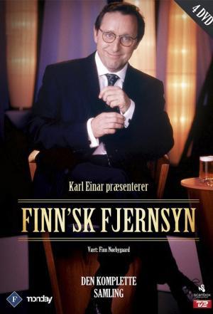 affiche Finnish television