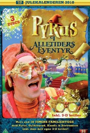 affiche Pyrus i alletiders eventyr