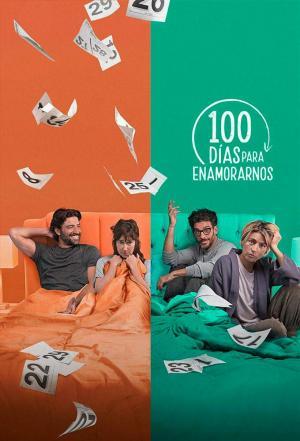 affiche 100 Días Para Enamorarnos