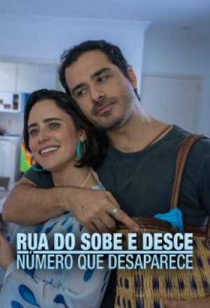 affiche Rua do Sobe e Desce, Número Que Desaparece