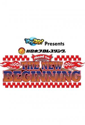 affiche Road to the NEW BEGINNING