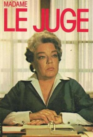 affiche Madame le juge