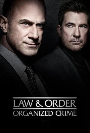 affiche Law & Order: Organized Crime