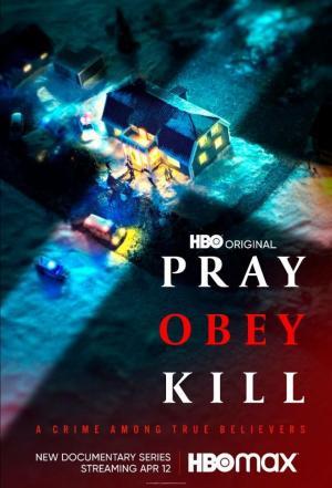 affiche Pray, Obey, Kill