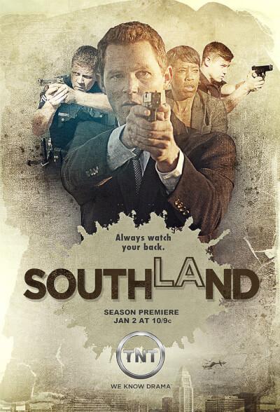 affiche Southland