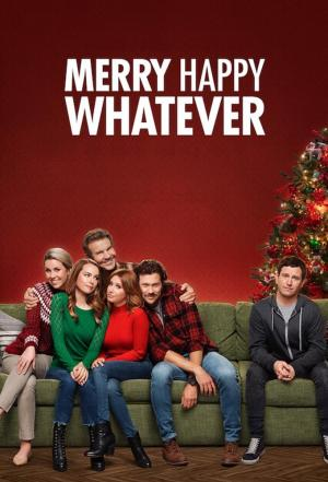 affiche Merry Happy Whatever