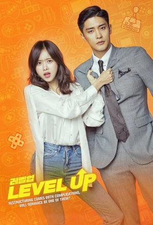 affiche Level Up (2019)