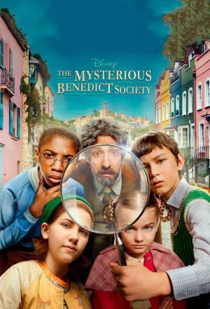 affiche Le mystérieux cercle Benedict