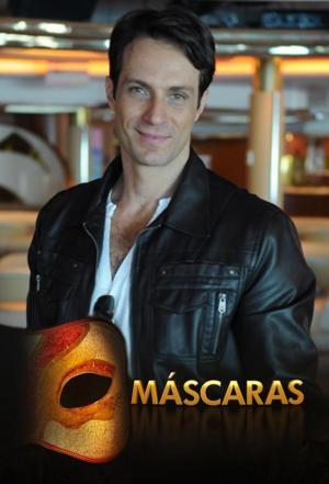 affiche Máscaras