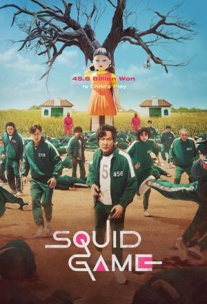 affiche Squid Game