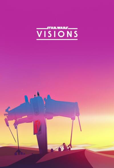 affiche Star Wars: Visions