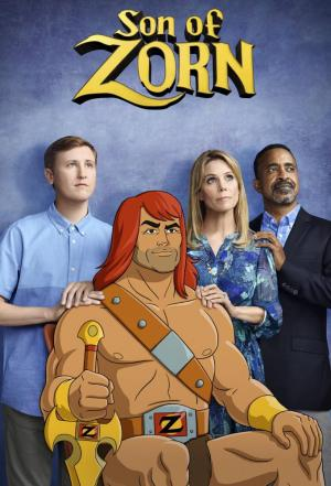 affiche Son of Zorn