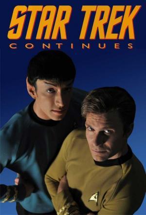 affiche Star Trek: Continues