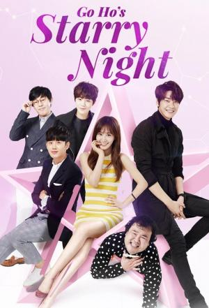 affiche Go Ho's Starry Night